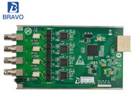 ASI / SDI Digital Sub Board 4 Channel For Signal Encoding Transcoding
